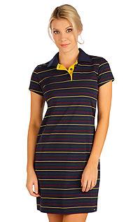 Šaty dámske s krátkym rukávom 5B301 LITEX