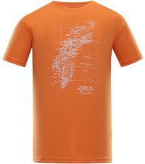 Pánske funkčné tričko QUART 2 ALPINE PRO