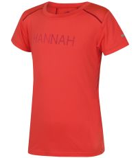 Dívčí funkční triko TULMA JR HANNAH