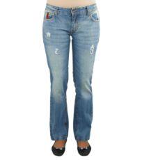 Dámske jeans straight EX200320 EXE JEANS