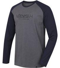Pánske tričko dlhý rukáv BANTAM HANNAH