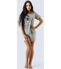 Dámské krátké pyžamo 19012-LxGMxB GINA