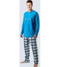 Pánske dlhé pyžamo 79019-MGADCM GINA