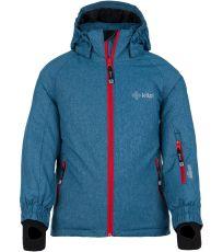 Chlapecká lyžařská bunda SEMERU-JB KILPI
