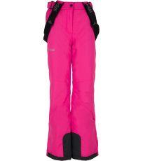 Dievčenské lyžiarske nohavice EUROPA-JG KILPI