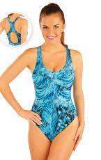 Jednodílné sportovní plavky. 88403 LITEX
