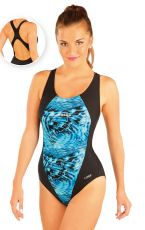 Jednodílné sportovní plavky. 88404 LITEX