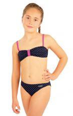 Dívčí plav.podprsenka BANDEAU bez výztuž 88454 LITEX