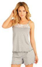 Dámské pyžamo - tílko. 90396110 LITEX