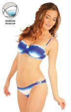 Plavky podprsenka BANDEAU s koš.puh-up 93074 LITEX