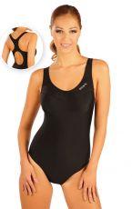 Jednodílné sportovní plavky. 93368 LITEX