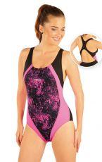 Jednodílné sportovní plavky. 93455 LITEX