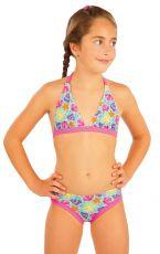 Dívčí plavky kalhotky bokové. 93529 LITEX