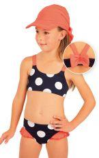 Dievčenské plavky top. 93557 LITEX