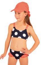 Dívčí plavky kalhotky bokové. 93558 LITEX