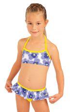 Dievčenské plavky top. 93566 LITEX