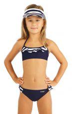 Dievčenské plavky top s volánikom. 93574 LITEX