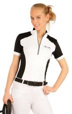 Tričko dámske s krátkym rukávom. J1112901 LITEX