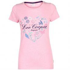 Dámské triko Fashion Lee Cooper