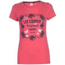 Dámske tričko Fashion Lee Cooper