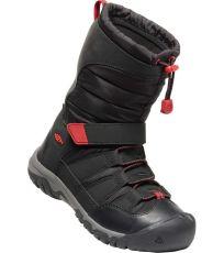 WINTERPORT NEO DT WP Dětská zimní obuv KEEN