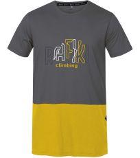 Pánske funkčné tričko LEONIDIO Rafiki