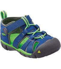 Seacamp II CNX INF Dětské sandály KEEN