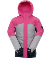 Detská lyžiarska bunda SARDARO 2 ALPINE PRO