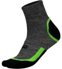 Unisex ponožky - merino GENTIN 2 ALPINE PRO