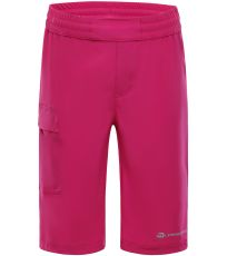 Dětské softshellové šortky OSMORO ALPINE PRO