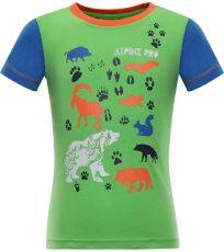 Detské tričko AXISO ALPINE PRO