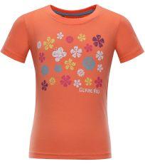 Detské tričko SILVA 4 ALPINE PRO