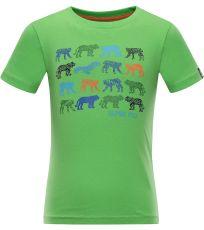 Detské tričko SILVANO 3 ALPINE PRO