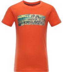 Detské tričko UNEGO 2 ALPINE PRO