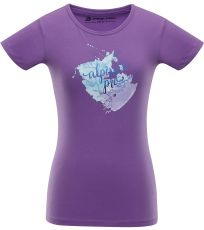 Dámske tričko UNEGA 2 ALPINE PRO