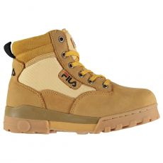 Dámske topánky Grunge Mid Top Ladies Boots FILA