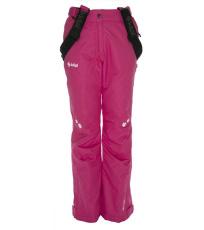 Dětské lyžařské kalhoty ANTTI-JG KILPI