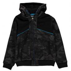 Chlapčenská mikina Premium Full Zip Hoody Junior Boys Everlast
