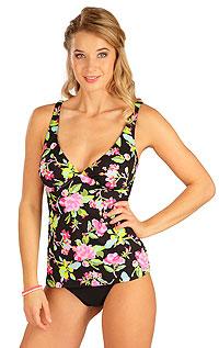 Plavky top dámský s kosticemi 6B402 LITEX