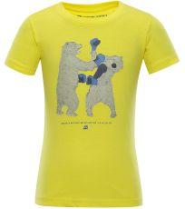 Dětské triko IVARO 2 ALPINE PRO