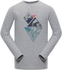 Pánské triko s dlouhým rukávem NASIR 4 ALPINE PRO