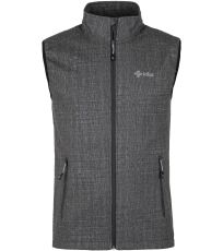 Pánská softshellová vesta TOFANA-M KILPI