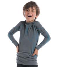 Dětské triko s dl. rukávem BIONDO ALPINE PRO