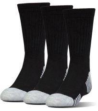 Pánské ponožky - 3 páry Heatgear Tech Crew Under Armour