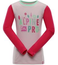 Dětské triko dlouhý rukáv TOWERO 2 ALPINE PRO