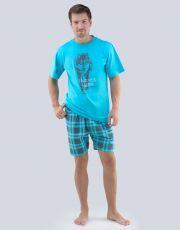 Pánské pyžamo krátké 79056-DxADxG GINA