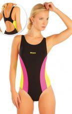 Jednodílné sportovní plavky. 85458 LITEX