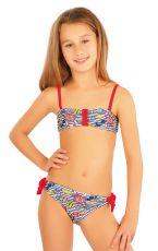 Dívčí plavková podprsenka BANDEAU. 85637 LITEX