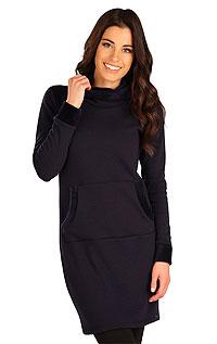 Mikinové šaty s kapucí 7B102 LITEX