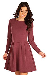 Šaty dámské s dlouhým rukávem 7B127 LITEX